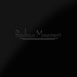 Bauhaus Movement LogoSL